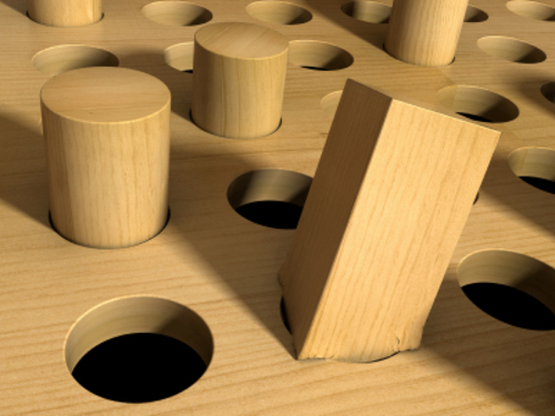 square-peg-in-round-hole