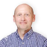 Mark Hodgson, Vice President of Marketing