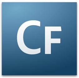 ColdFusion Logo Adobe Macromedia