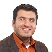 Arshan Dabirsiaghi, Co-Founder, Chief Scientist