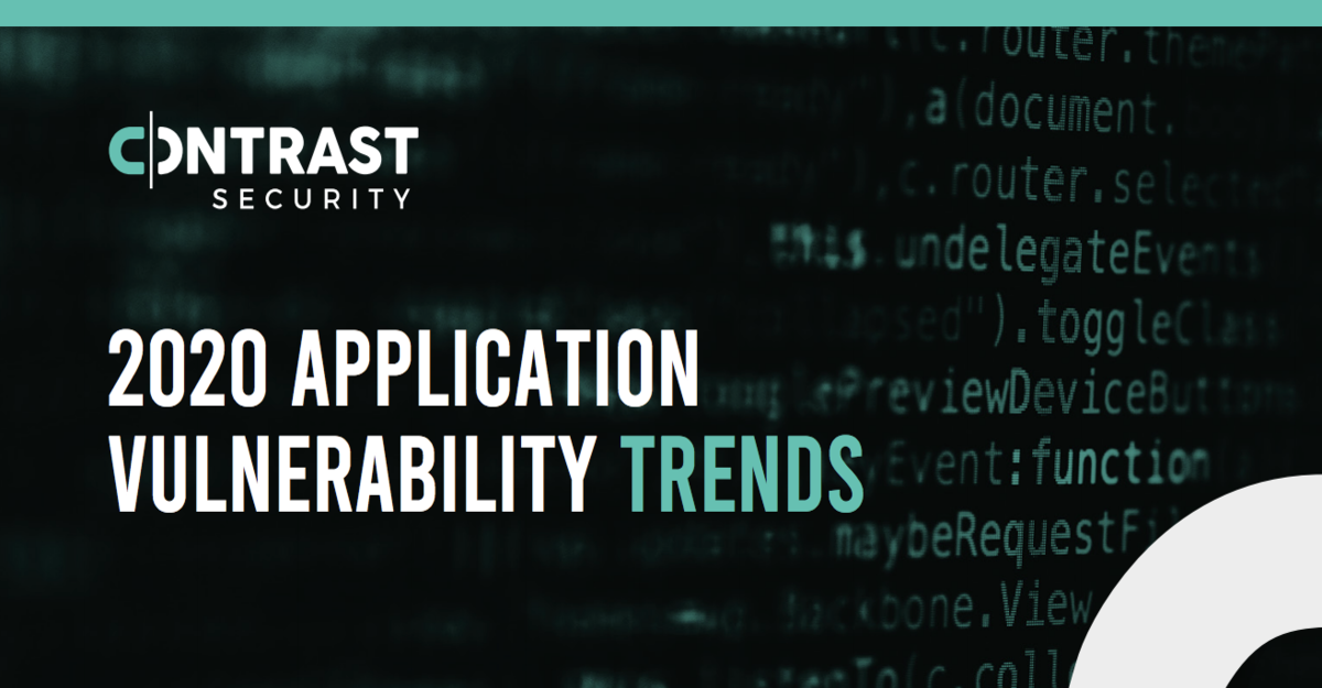 2020 Application Vulnerability Trends