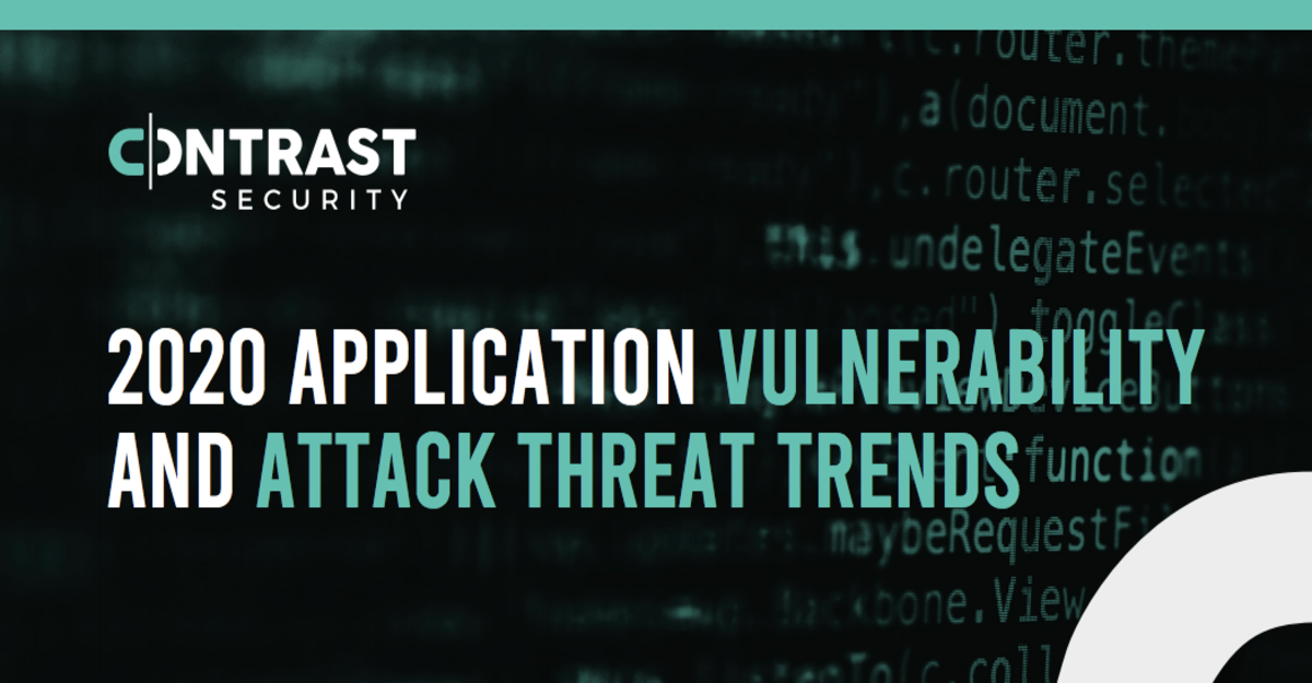 2020 Application Vulnerability and Attack Threat Trends