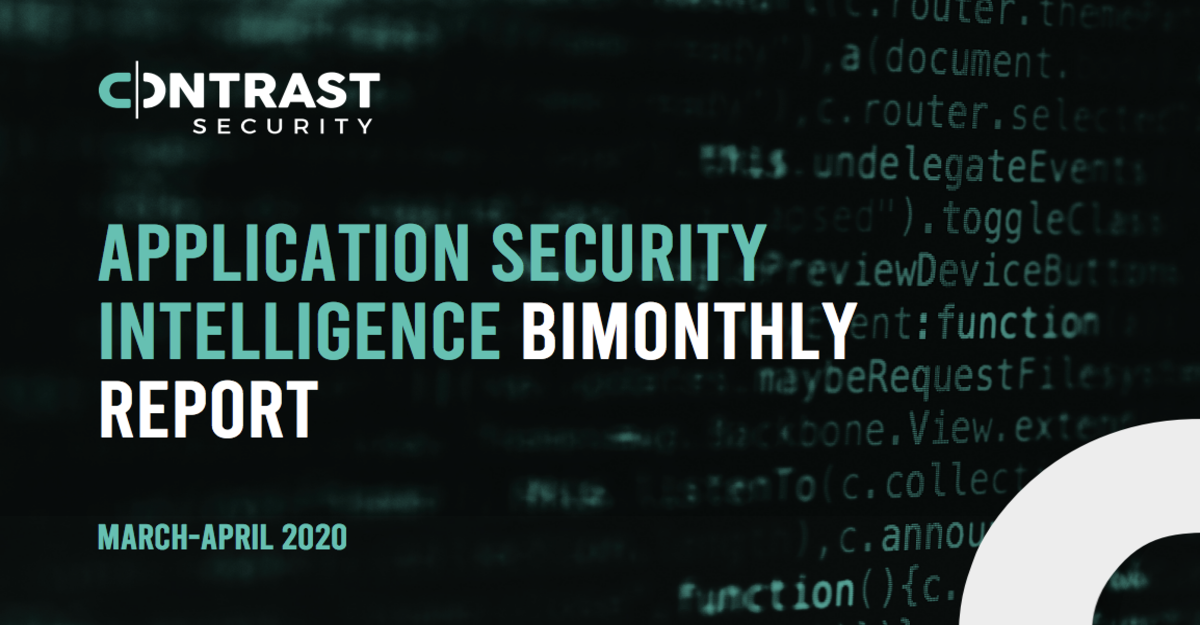Application Security Intelligence Bimonthly Report_Infographic