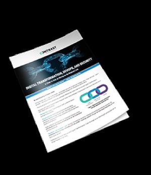 Digital Transformation, DevOps, & Security