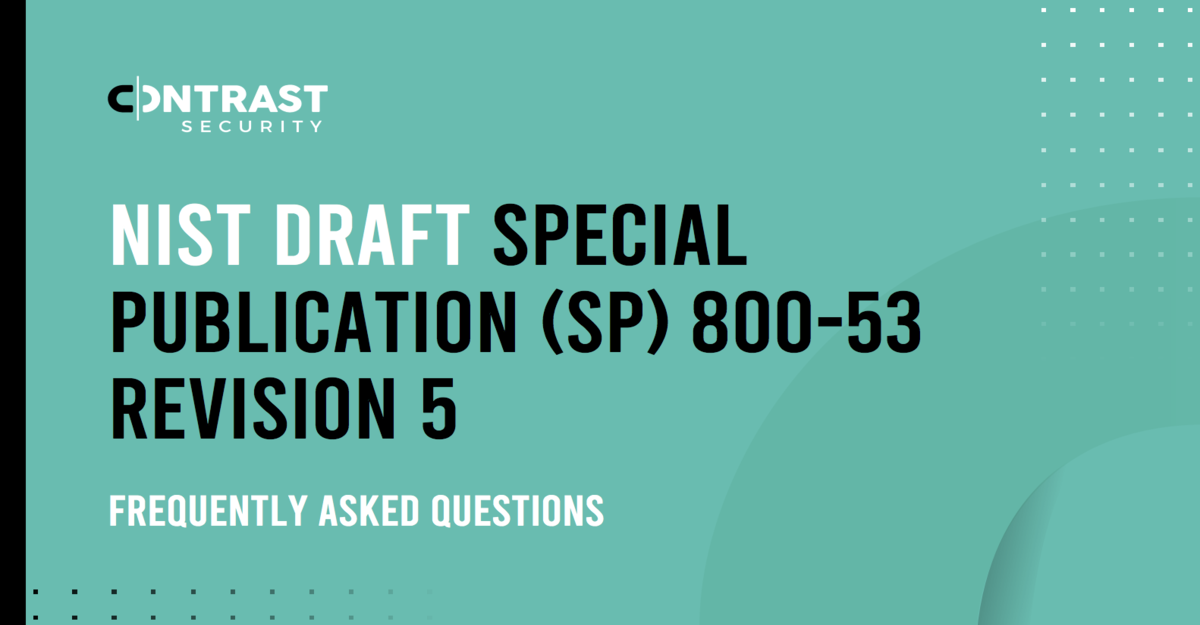 FAQs_NIST Draft Special Publication_04152020
