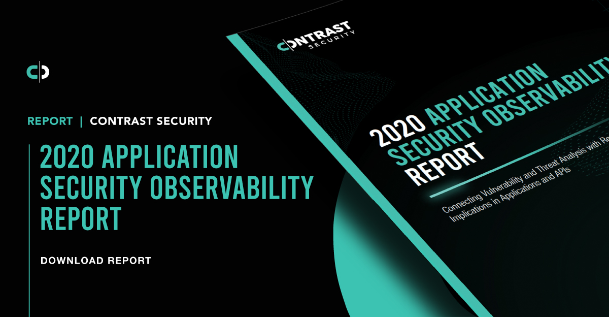2020-Application-Security-Observability-Report