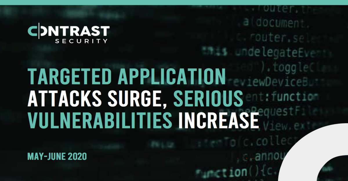 Targeted Application Attacks Surge, Serious Vulnerabilities Increase