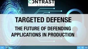 Targeted Defense Webinar Wistia
