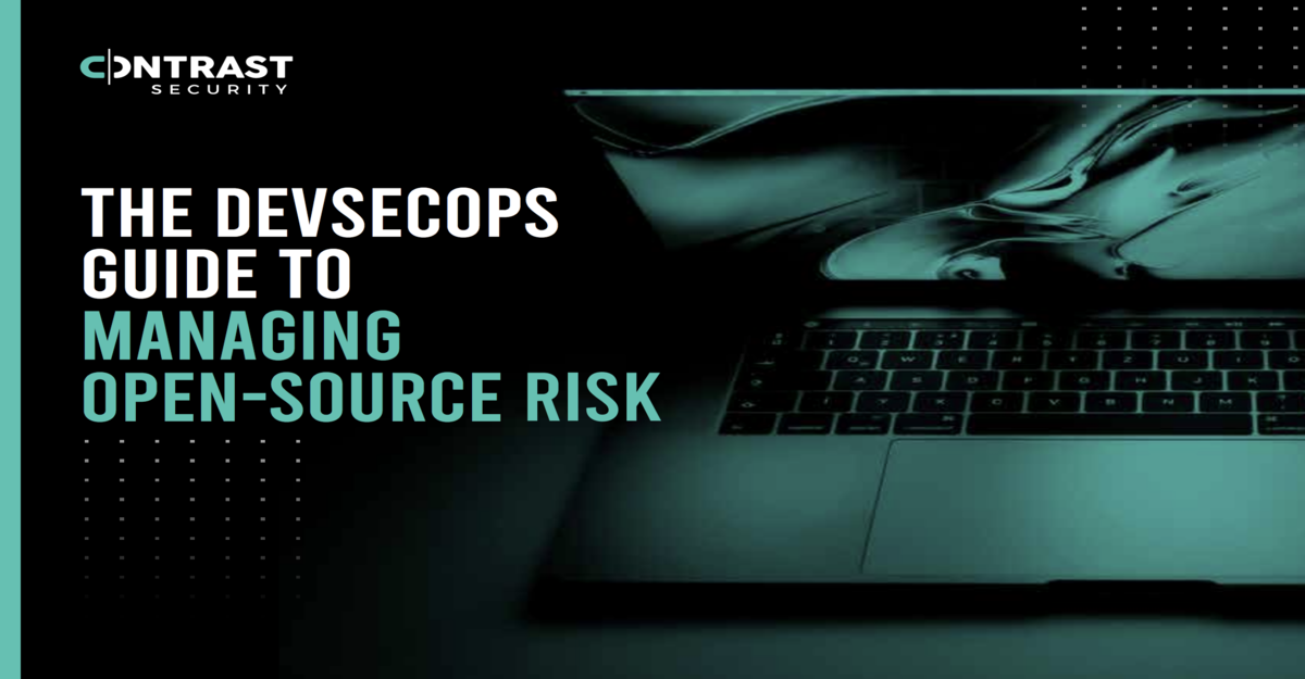 The DevSecOps Guide to Managing Open Source Risk_eBook