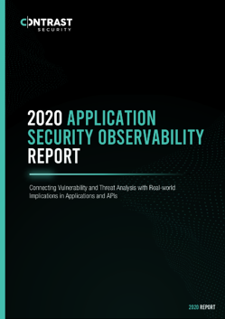 2020-Contrast-Labs-Application-Security-Observability_Annual Report_07132020_Final