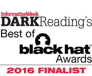 DarkReading Best of Black Finalist