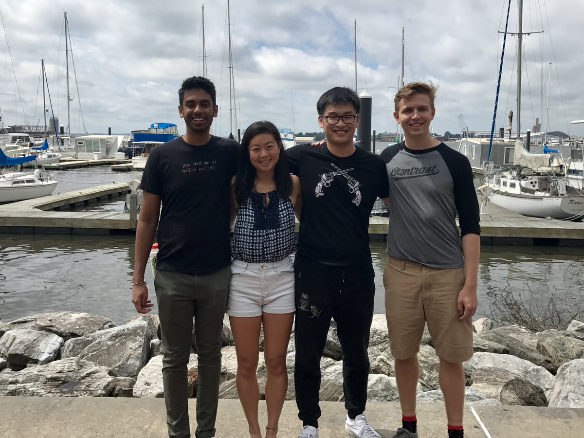 Baltimore Intern Scavenger Hunt
