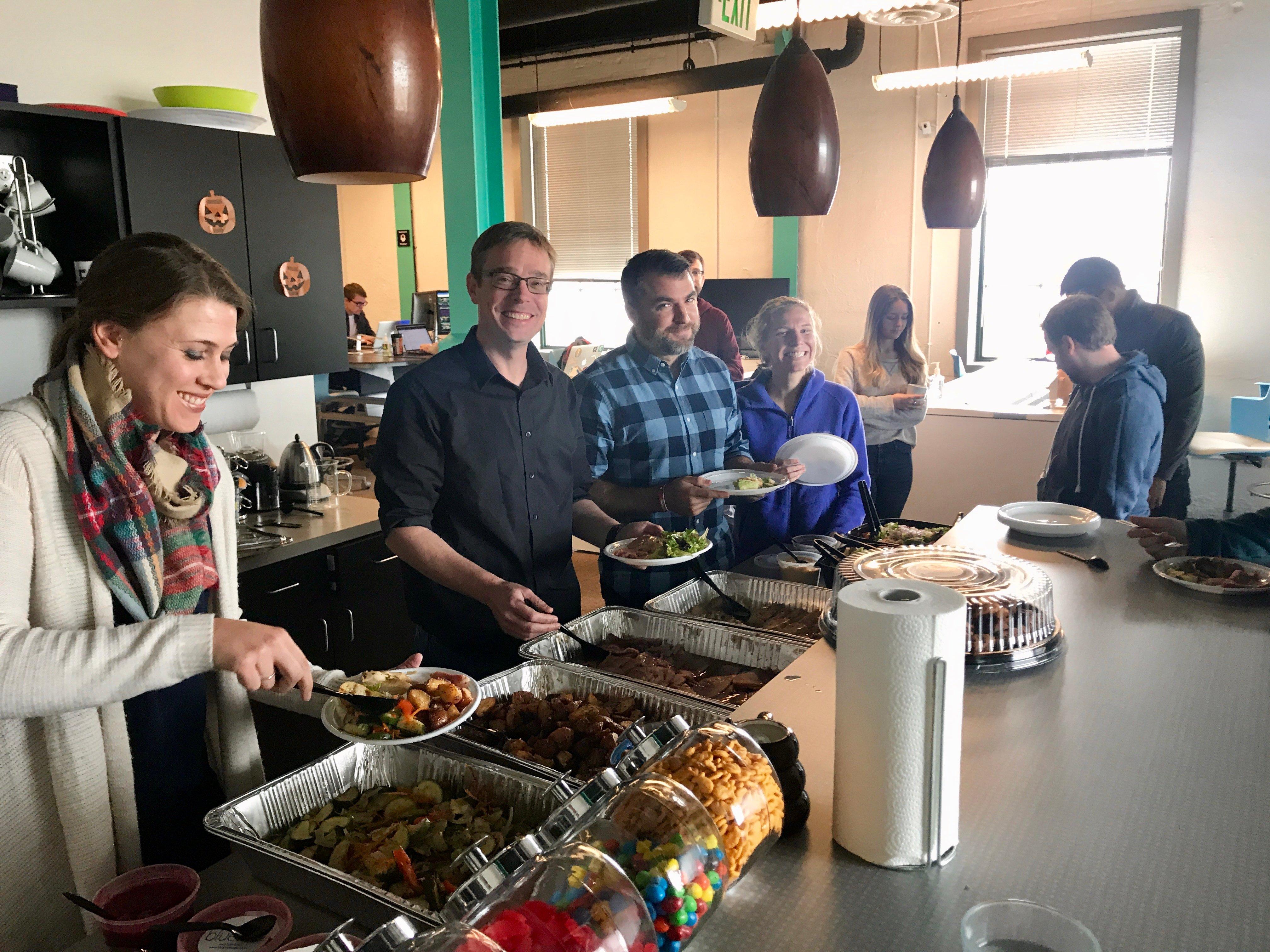 Baltimore Thanksgiving Potluck