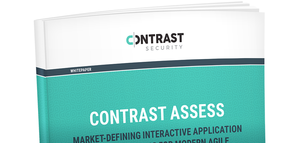 Contrast Assess: Market Defining Interactive Application Security Testing for Modern Agile & DevOps Methodology.png