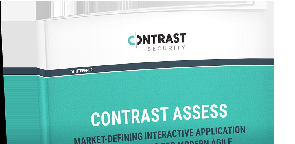Contrast Assess: Market Defining Interactive Application Security Testing for Modern Agile & DevOps Methodology.png