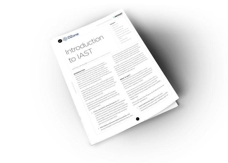 refcard-introduction-to-iast