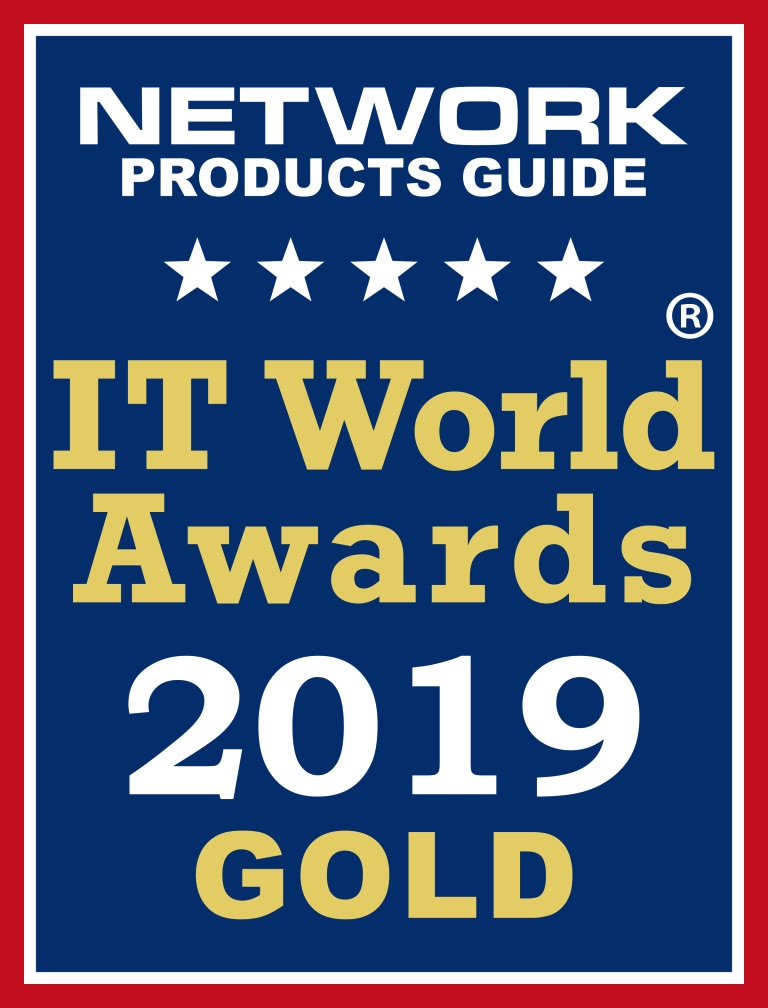 Contrast Security wins the 2019 Gold Network Product Guide under the