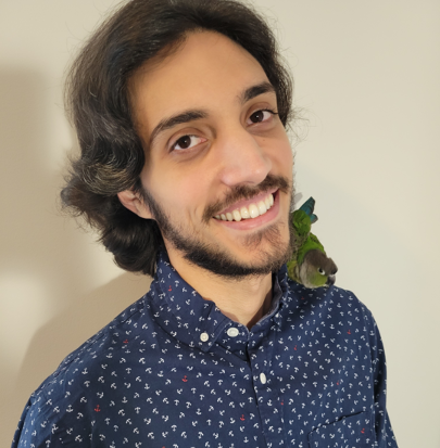 Ehden Sinai, Senior Software Engineer, Contrast Security
