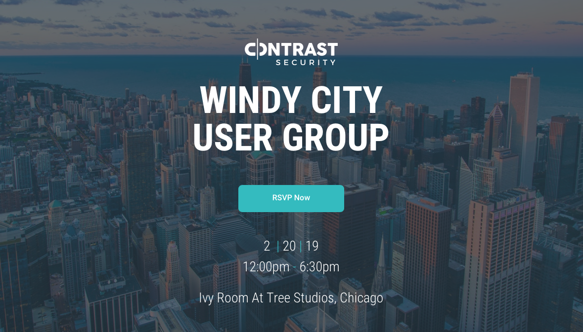 Windy City User Group