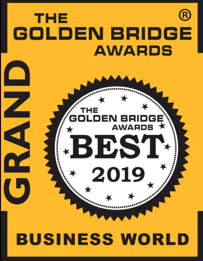 Contrast Security wins the Gold Golden Bridge Award for best