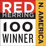 Contrast Security is a Top 100 Winner for Red Herring's