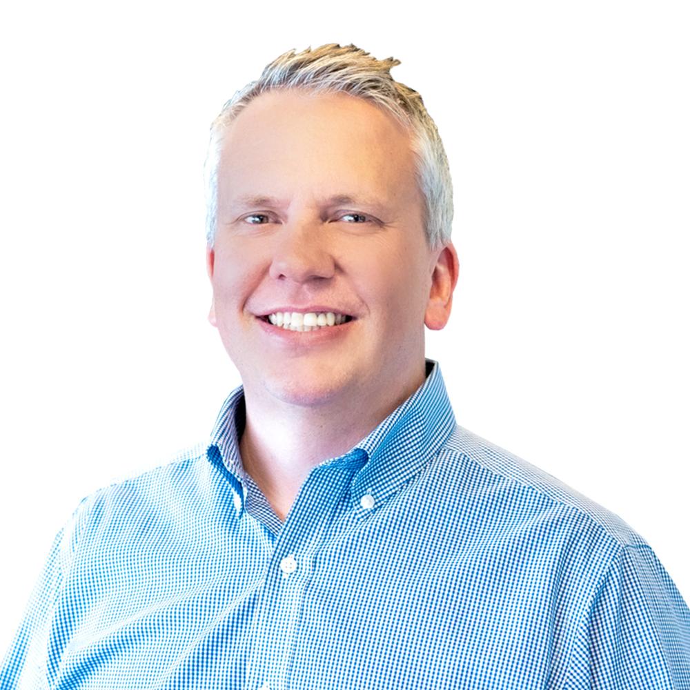 Tim Freestone, Vice President of Corporate Marketing